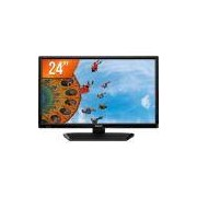TV LED 24'' HD Semp TCL L24D2700 HDMI USB e Conversor Digital