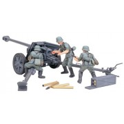 Tamiya Models German 75mm Pak 40/L46 ATG Model Kit