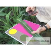 FieldScout GreenIndex + nitrogén alkalmazás és tábla