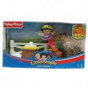 Fisher-Price Little People Touch and Feel Farm Animals 2
