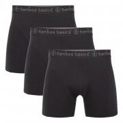 Bamboo Basics Bamboe onderbroek Heren onderbroeken - Zwart - Size: Large