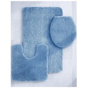 Kleine Wolke Stand-WC-Vorlage ca. 55x55cm Kleine Wolke blau Wohnen blau