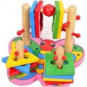 Детска дървена играчка, низанка, 517116519