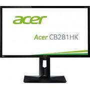 """Acer CB CB281HK 28"""" 4K Ultra HD TN Nero monitor piatto per PC"""