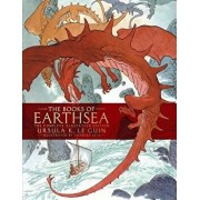 The Books of Earthsea: The Complete Illustrated Edition, Hardcover/Ursula K. Le Guin