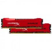 Kingston Memorija DDR3 8GB 1600MHz (2x4) XMP HyperX Savage, HX316C9SRK2/8