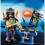 Samurai Cu Arme Playmobil