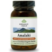 Organic India Amalaki (90 Veggie Caps) - Organic India