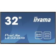 IIYAMA ProLite LE3240S-B1 32 Classe ( 31.5 visualizzabile ) display LED segnaletica digitale 1080p (Full HD) nero