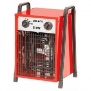 RPL 5 FT Calore Aeroterma electrica cu flux de are 5 kw , debit de aer 400 mc/h,putere calorica 2.5/5 ( kcal/h)