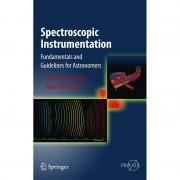 Springer Book Spectroscopic Instrumentation