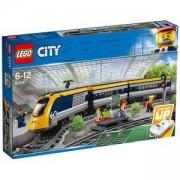Конструктор Лего Сити - Пътнически влак, LEGO City, 60197