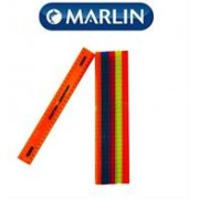 Marlin Rulers 30cm Mix Colour, Retail Packaging,