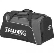 Spalding Sporttasche SPORTSBAG CLASSIC - schwarz/anthrazit/weiß