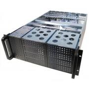 Carcasa server Chieftec UNC-410F-B, 4U, sursa 400W (Negru)