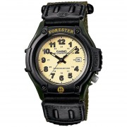 Reloj CASIO FT-500WC-3BVCF FORESTER Collection Análogo Con Calendario-Verde