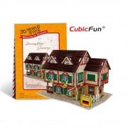 Cubicfun Bacanie Germania Puzzle 3D 32 de piese
