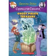 Ghost Pirate Treasure, Paperback