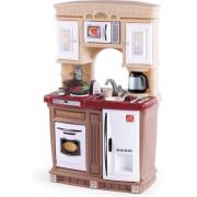 Step2 Speelkeuken LifeStyle Fresh Accents Kitchen - Incl. 30-delige accessoireset