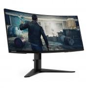 """Monitor VA, Lenovo 34"""", G34w-10 Gaming, Curved 1500R, 4ms, 3Mln:1, HDMI/DP, QHD (66A1GACBEU)"""