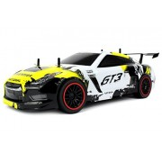 Velocity Toys GT3 Racer Exotic Supercar Remote Control RC Car 2.4 GHz Control System, High Speed 15+ MPH, High Performance Lithium Battery, Big Size 1:10 Scale RTR (Colors May Vary)