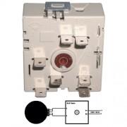 Tűzhely alkatrész, fokozatmentes hőmérsékletszabályzó, 5057021010 EGO ENERGIASZABÁLYZÓ ew02182