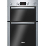 Bosch Serie 6 Classixx HBM43B250B Double Built In Electric Oven