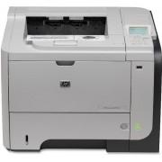 Imprimanta HP LaserJet P3015DN, laser alb/negru, 40 ppm, Retea