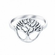 Inel din argint The Tree - 7