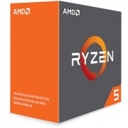 AMD RYZEN 5 1600X 6-Core 3.6GHz Processor Socket AM4 95W ( YD160XBCM6IAE )