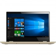 "Ultrabook Lenovo Yoga 520, 14"" Full HD Touch, Intel Core i3-7100U, RAM 4GB, HDD 1TB, Windows 10 Home, Auriu"