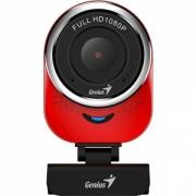 Webcam Genius QCam 6000, Red
