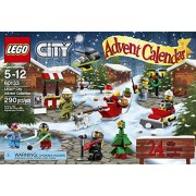 Lego Educational Toys Premium Kids City Advent Legos Calendar Set With Minifigures For 5 Year Olds & Up