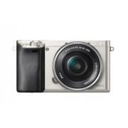 Sony Alpha 6000 systeemcamera (24 Megapixel, 7,6 cm (3 inch) LCD-Display, exmor aps-C Sensor, Full-HD, High Speed Hybrid af)