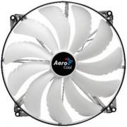 Ventilator Aerocool Silent Master LED 200mm (Alb)