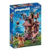 Playmobil Knights, Fortareata cavalerilor pitici
