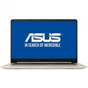 Ultrabook ASUS VivoBook 15.6 inch S510UA, Procesor Intel® Core™ i7-8550U up to 4.00 GHz, 8GB DDR4, 256GB SSD, GMA UHD 620 Gold Metal