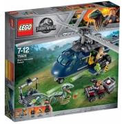 Urmarirea elicopterului albastru 75928 LEGO Jurassic World