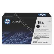 Тонер HP 15A за 1000/1200/3300 (2.5K), p/n C7115A - Оригинален HP консуматив - тонер касета