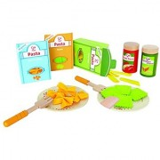 Hape - Playfully Delicious - Pasta Wooden Play Food Set