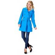 Happy Rainy Days trenchcoat Ally XL dames blauw