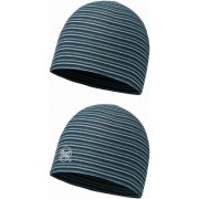 Buff | Microfiber Reversible Hat Stripes Blue