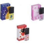 Skyedventures Set of 3 ILU-Rose-Younge Herat Red Perfume