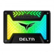 SSD TeamGroup T-Force Delta RGB Black 500GB SATA-III 2.5 inch