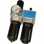 Filtru Regulator Uleitoare 3 8(N)PT Guede GUDE41085 0 10 bari