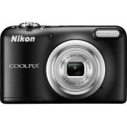 Nikon Coolpix A10 Digitale camera 16.1 Mpix Zoom optisch: 5 x Black