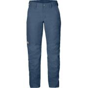 FjallRaven Nilla Trousers - Uncle Blue - Pantalons de Voyage 42