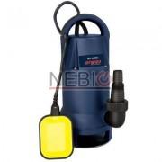 Pompa submersibila Stern WP400D+, 400 W, Debit maxim 7500 l/h, Albastru