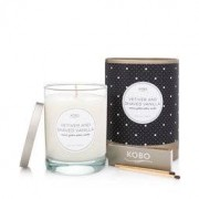 Coterie Collection - Vetiver and Shaved Vanilla Candle, 312 g