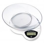 Cantar de bucatarie cu bol Hausberg HB-6015, 3 kg, LCD